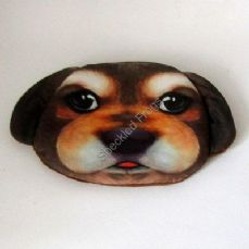22. Cute Dog face Purse